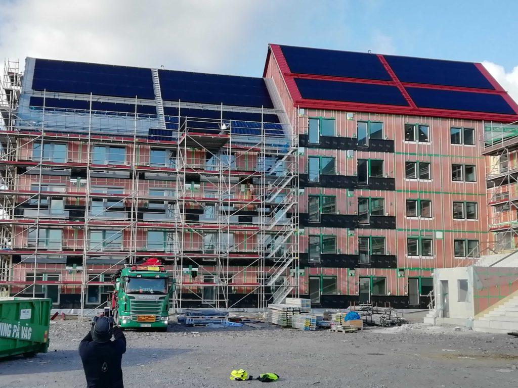 installation av solceller företagf