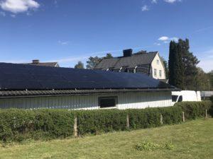 leverantör av solceller