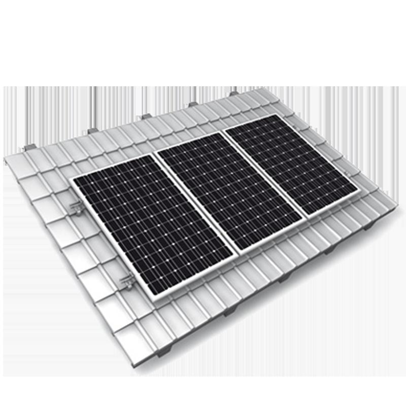 Solpaneler & Växelriktare - instalaltion demo